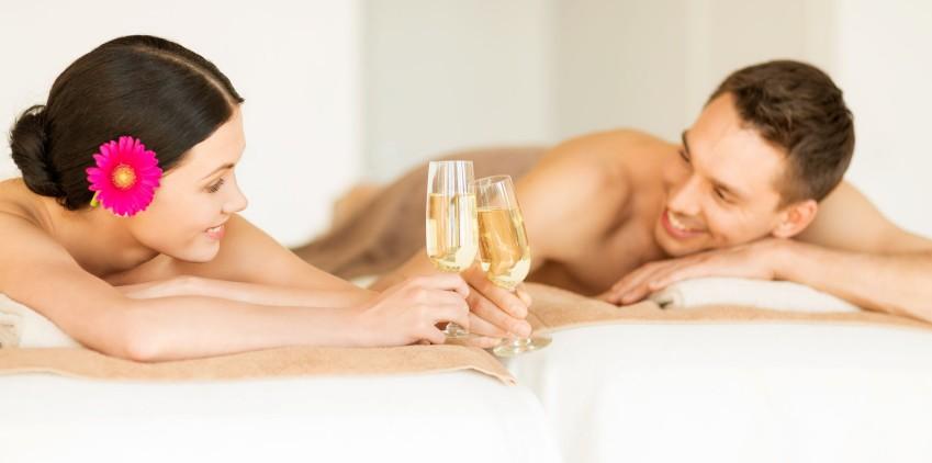 5 Ragioni per una fuga romantica in Hotel con SPA
