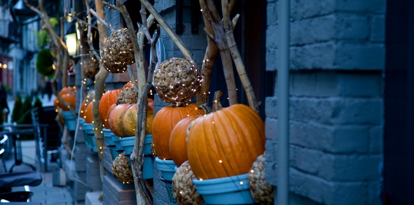 Halloween di Benessere in provincia di Avellino a Lago Laceno